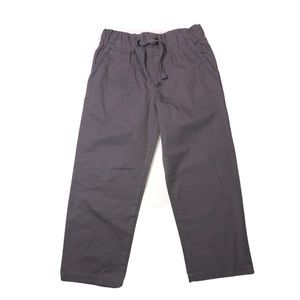 Tommy Bahama Kids Unisex gray drawstrings pants, 6